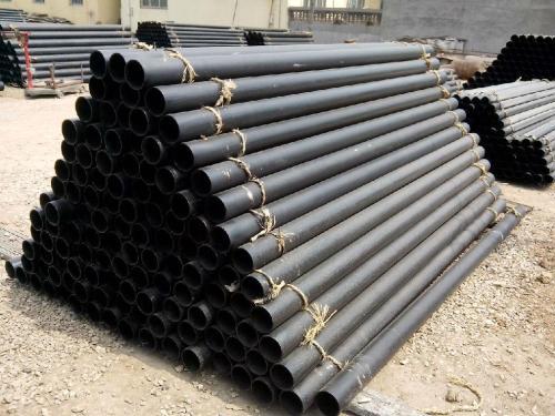 铸铁管安装