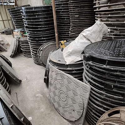 新疆西宁球墨铸铁井盖